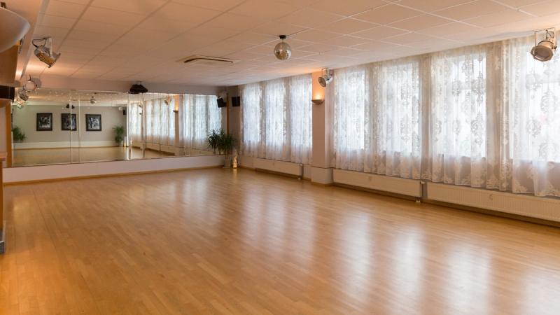 Tanzsaal Hanni Hoock
